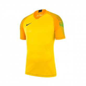 Maillot  Nike Gardien m/c Tour yellow-University gold