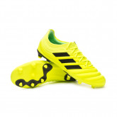 Chuteira Copa 19.1 FG Niño Solar yellow-Core black-Solar yellow