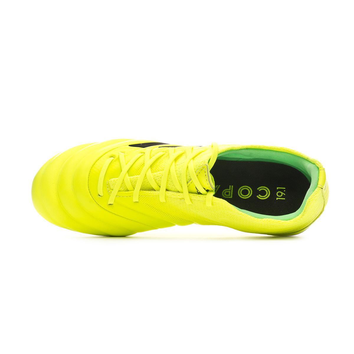 Chaussure de foot adidas Copa 19.1 FG Niño