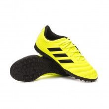Sapatilhas Copa 19.3 Turf Niño Solar yellow-Core black-Solar yellow