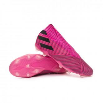 Nemeziz 19+ FG Niño Shock pink-Core black-Shock pink