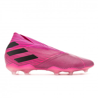 Football Boots adidas Nemeziz 19+ FG Niño Shock pink-Core black-Shock pink
