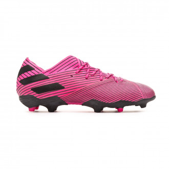 Football Boots  adidas Nemeziz 19.1 FG Niño Shock pink-Core black-Shock pink