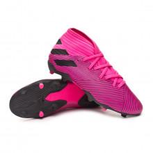 Scarpe  Nemeziz 19.3 FG Bambino Shock pink-Core black-Shock pink
