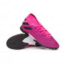 Scarpe Nemeziz 19.3 Turf Bambino Shock pink-Core black-Shock pink