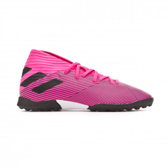 Sapatilhas adidas Nemeziz 19.3 Turf Criança Shock pink-Core black-Shock pink