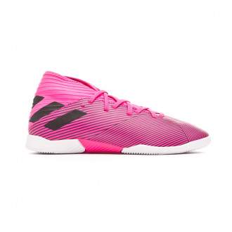 Tenis adidas Nemeziz 19.3 IN Niño Shock pink-Core black-Shock pink