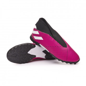 Nemeziz 19.3 LL Turf Niño Shock pink-White-Core black