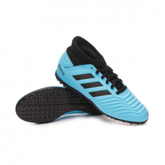 Predator 19.3 Turf Niño Bright cyan-Core black-Solar yellow