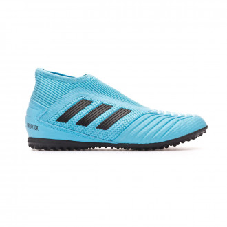 Sapatilhas adidas Predator 19.3 LL Turf Niño Bright cyan-Core black-Solar yellow