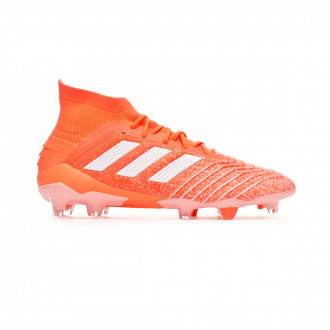 Chaussure de foot  adidas Predator 19.1 FG Femme Hi-res coral-White-Glow pink