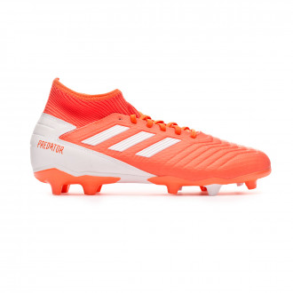 Chaussure de foot  adidas Predator 19.3 FG Femme Hi-res coral-White-Glow pink