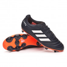 Chuteira Copa 19.4 FG Mulher Legend ink-White-Hi-res coral