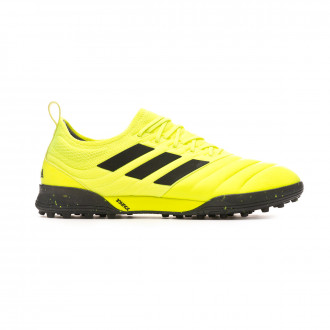 Tenis adidas Copa 19.1 Turf Solar yellow-Core black-Solar yellow
