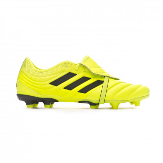 Chaussure de foot adidas Copa Gloro 19.2 FG Solar yellow-Core black-Solar yellow
