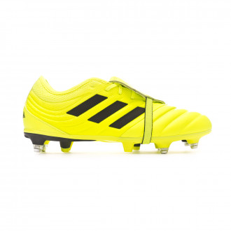 Scarpe  adidas Copa Gloro 19.2 SG Solar yellow-Core black-Solar yellow