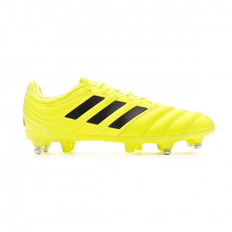 Scarpe  adidas Copa 19.3 SG Solar yellow-Core black-Solar yellow