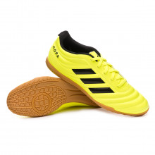 Zapatilla Copa 19.4 IN Solar yellow-Core black-Solar yellow