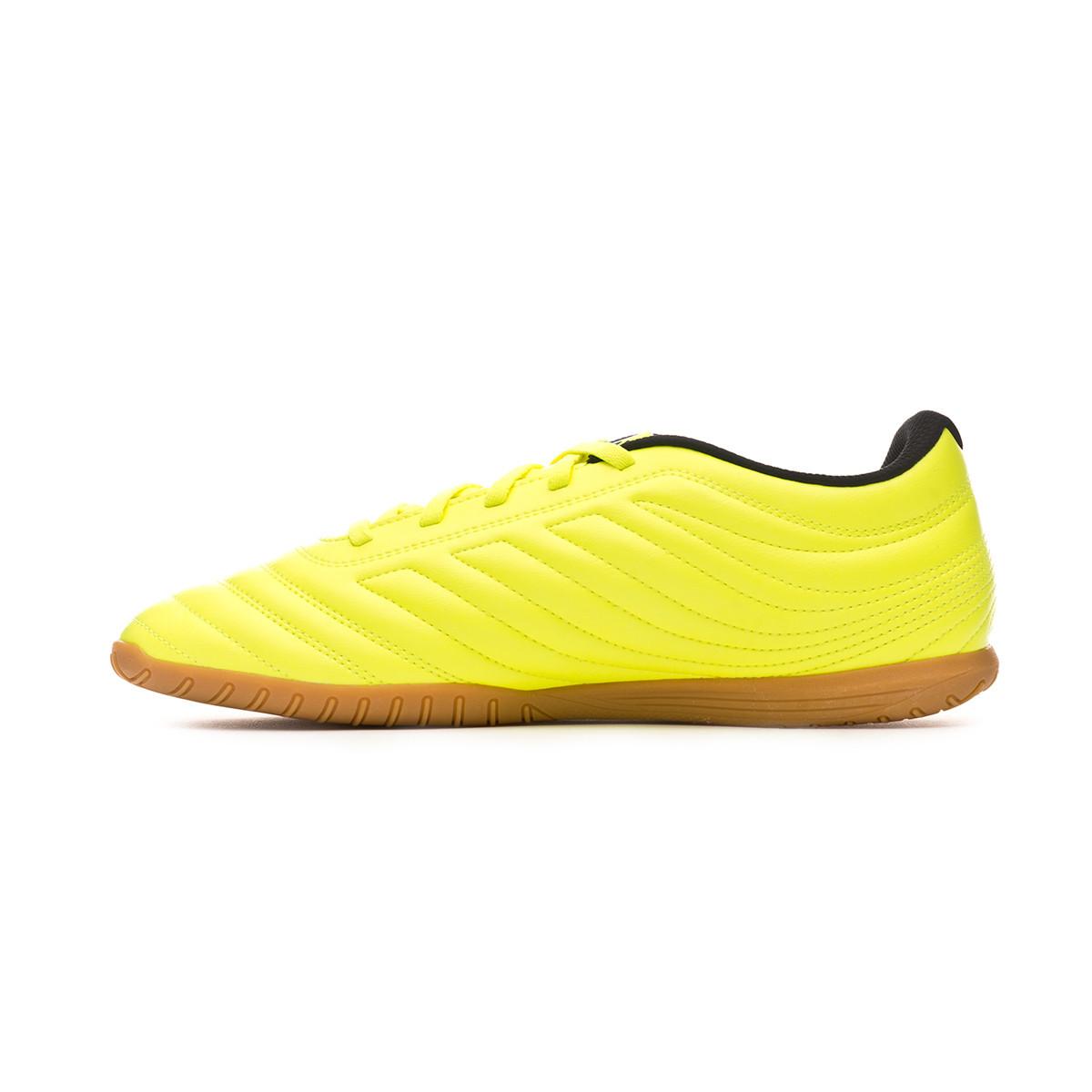 Solar Black Zapatilla 19 4 Core In Copa Yellow SUMqzVpG
