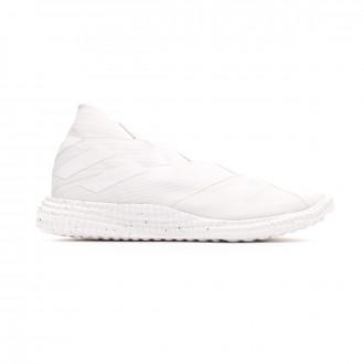 Football Boots  adidas Nemeziz 19.1 TR White-Silver metallic