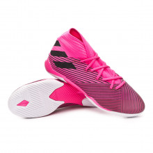 Sapatilha de Futsal Nemeziz 19.3 IN Shock pink-Core black-Shock pink