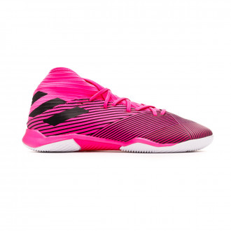 Tenis adidas Nemeziz 19.3 IN Shock pink-Core black-Shock pink