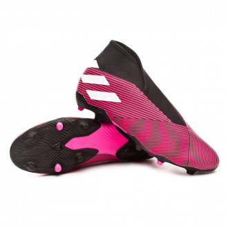 Nemeziz 19.3 LL FG Shock pink-White-Core black