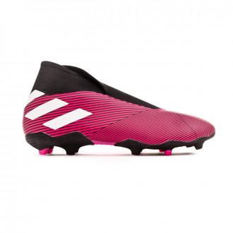 Scarpe  adidas Nemeziz 19.3 LL FG Shock pink-White-Core black