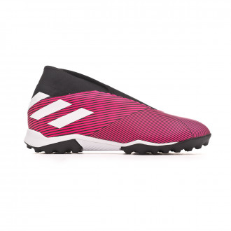 Scarpe adidas Nemeziz 19.3 LL Turf Shock pink-White-Core black