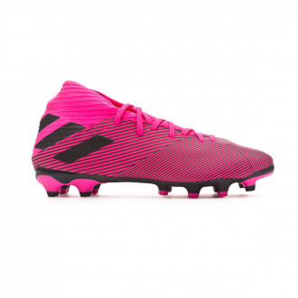 Football Boots adidas Nemeziz 19.3 MG Shock pink-Core black-Shock pink