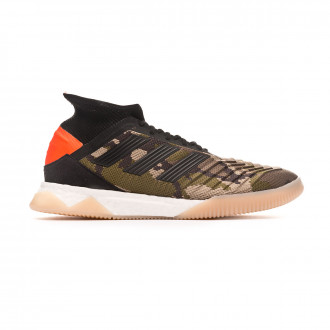 Sapatilha adidas Predator 19.1 TR Trace khaki-Core black-Solar orange
