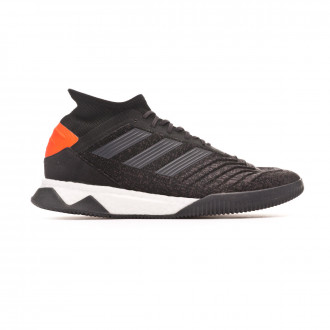 Football Boots  adidas Predator 19.1 TR Core black-Utility black-Solar orange