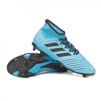 Predator 19.2 FG Bright cyan-Core black-Solar yellow