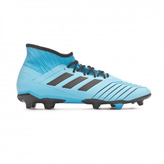 Bota adidas Predator 19.2 FG Bright cyan-Core black-Solar yellow