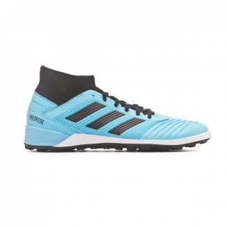 Sapatilhas adidas Predator 19.3 Turf Bright cyan-Core black-Solar yellow