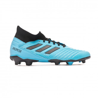Bota adidas Predator 19.3 FG Bright cyan-Core black-Solar yellow