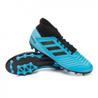 Predator 19.3 AG Bright cyan-Core black-Solar yellow