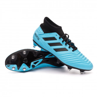 Predator 19.3 SG Bright cyan-Core black-Solar yellow