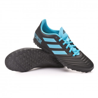 Predator 19.4 Turf Core black-Bright cyan-Solar yellow