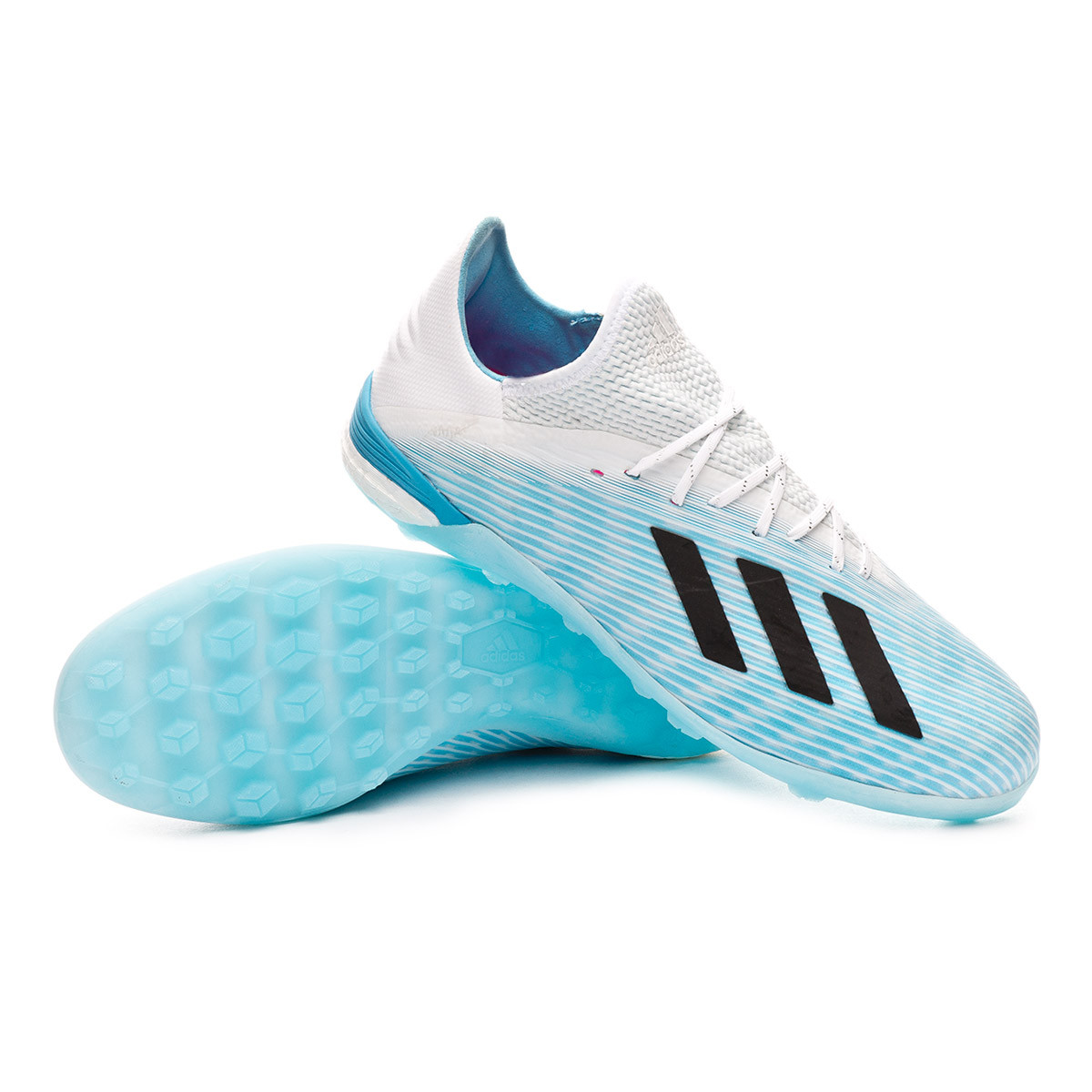 on feet at huge discount street price adidas X 19.1 Turf Football Boot