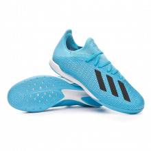 Scarpe X 19.3 IN Bright cyan-Core black-Shock pink