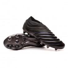 Chuteira Copa 19+ FG Core black-Silver metallic