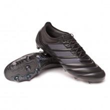 Chuteira Copa 19.1 FG Core black-Silver metallic