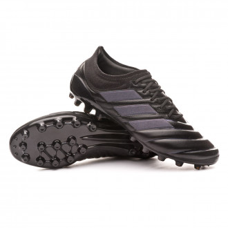 Copa 19.1 AG Core black-Silver metallic