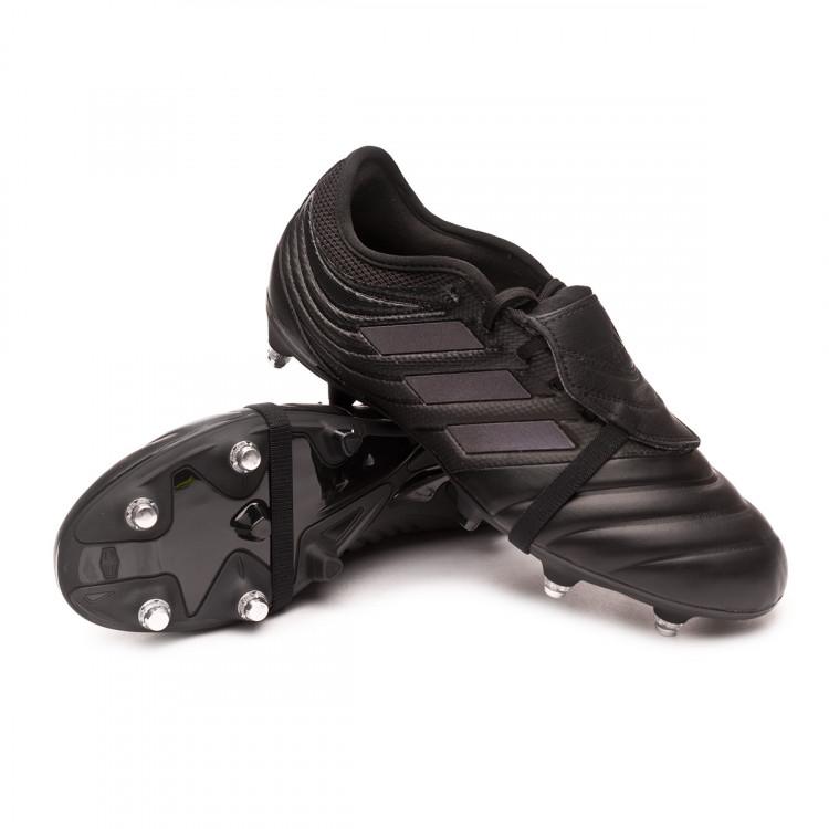 ojo Campeonato fertilizante  Football Boots adidas Copa Gloro 19.2 SG Core black-Silver metallic -  Football store Fútbol Emotion
