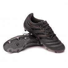 Zapatos de fútbol Copa 19.3 FG Core black