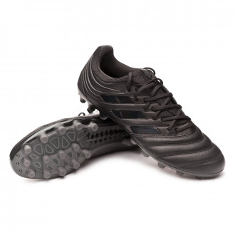 Copa 19.3 AG Core black-Silver metallic