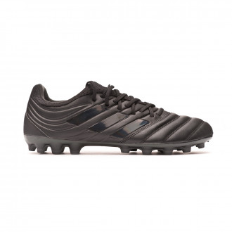 Chaussure de foot adidas Copa 19.3 AG Core black-Silver metallic