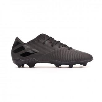 Chuteira adidas Nemeziz 19.2 FG Core black-Utility black