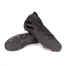 Chuteira Nemeziz 19.3 FG Core black-Utility black